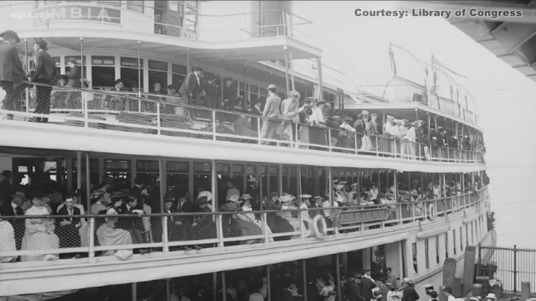 SS Columbia's key role in civil rights