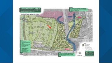 Amherst, Forest Lawn planning new memorial garden