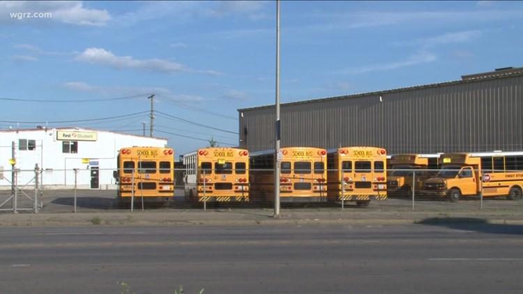 Bus driver shortage addressed in Buffalo School Board meeting