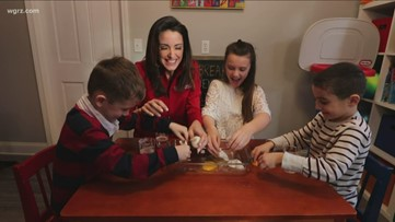 Daybreak has fun with family-friendly science experiments at home