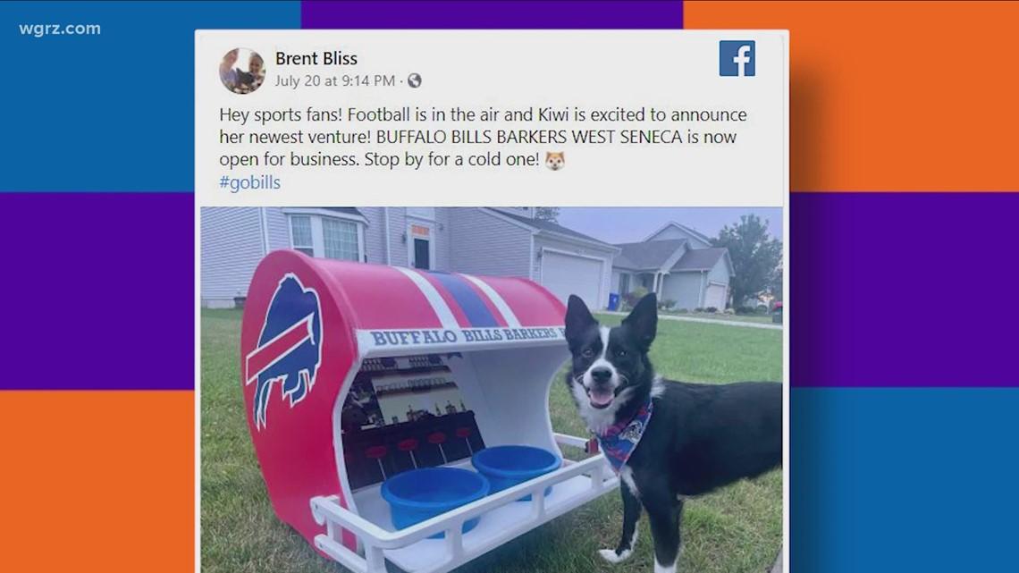 Most Buffalo: 'Buffalo Bills Barkers'