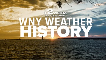 This Month in Western New York Weather History | wgrz com