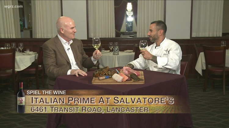 Kevin is at Italian Prime at Salvatore's joined by Chef Adam Drabek