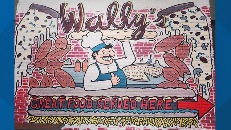 Wally's Pizza & Subs