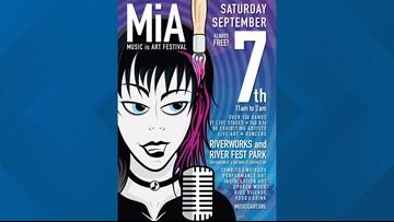 Music Is Art Festival - Sept. 7th - Buffalo RiverWorks