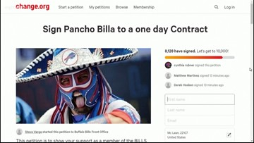 Pancho Unresponsive In Hospice Care