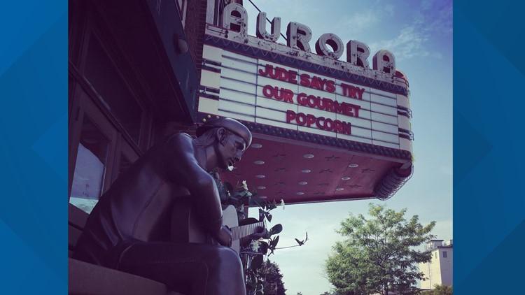 Aurora Theatre and Popcorn Shop
