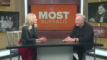 Legendary SNL writer Alan Zweibel live on Most Buffalo