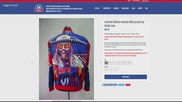 Limited-edition jacket pays tribute to Pancho Billa