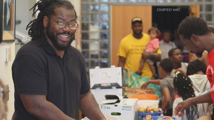 Good Neighbors: African Heritage Food Co-Op
