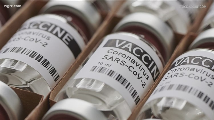 Pfizer COVID-19 vaccine clinic to be held Friday in Belmont