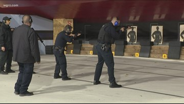 Buffalo Police Oversight Committee does not address rifle training