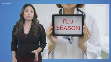 We could be in for a rough flu season
