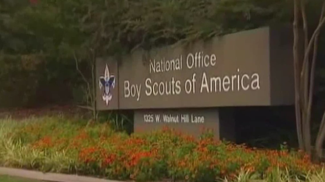 12 local Boy Scout leaders accused of sexual abuse of minors
