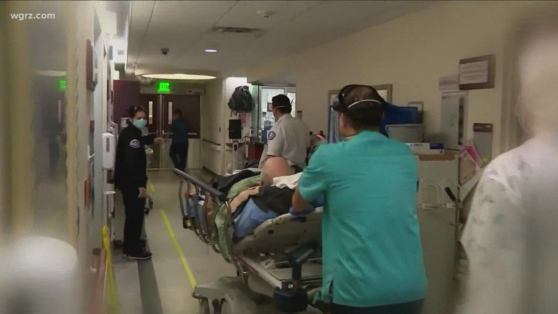 New York State plan for hospital staff shortage?
