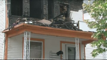 Community Rallies Around Fire Victims