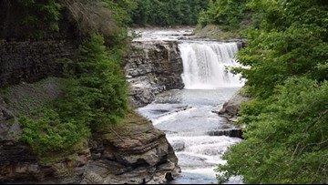 Public fundraising begins for Autism Nature Trail at Letchworth State Park
