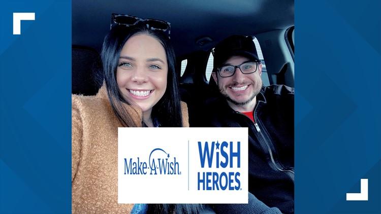 Western New York couple organizing Make-A-Wish fundraiser