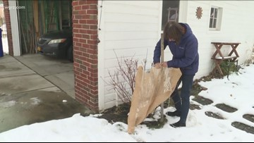 2 the Garden: Protecting plants, shrubs during the winter