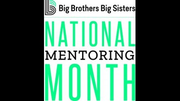 January 14 - Big Brothers Big Sisters