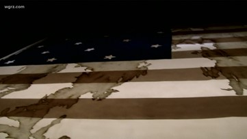 Unknown Stories of WNY: the flag of Fort Niagara