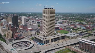 Seneca One Tower will get M&T Bank signage
