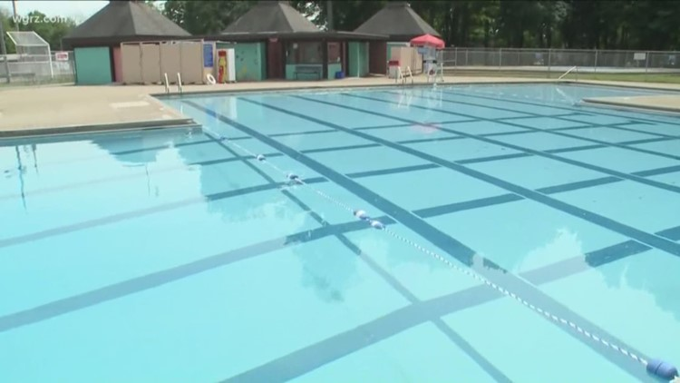 Boy Rescued From Pool During Field Trip