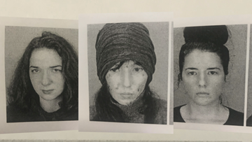 3 Hamburg sisters sentenced for abusing their father