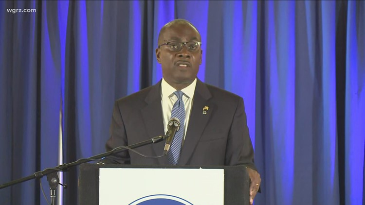 Republican support for Mayor Byron Brown's 'Buffalo Party'