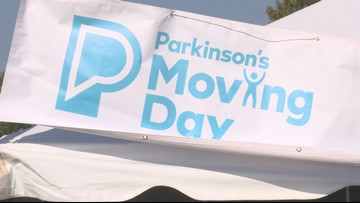 Moving Day Buffalo raises money, awareness for Parkinson's disease