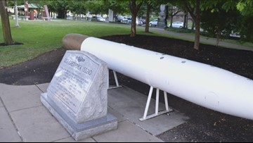 Unknown Story of WNY: USS Grenadier Monument