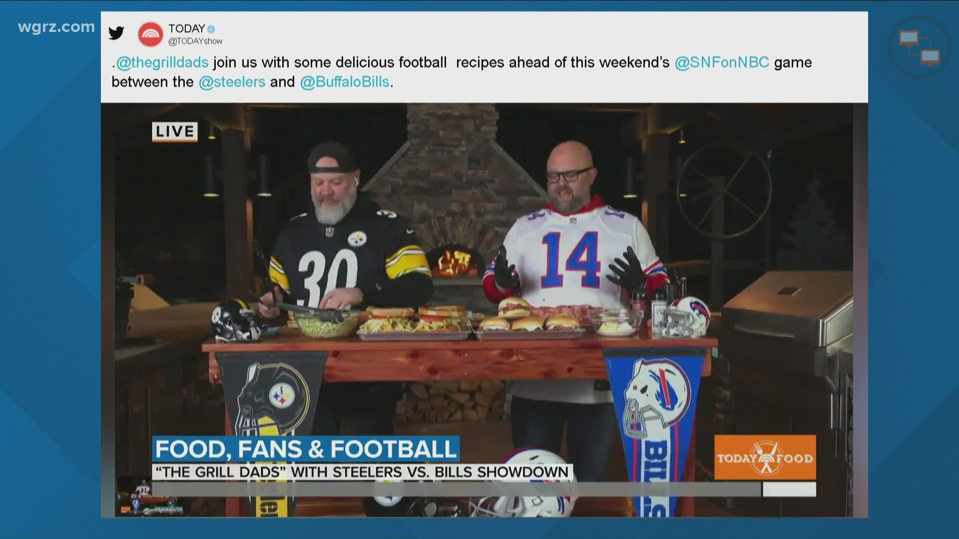 Local Bakery Gets Shout Out On Today Show Wgrz Com