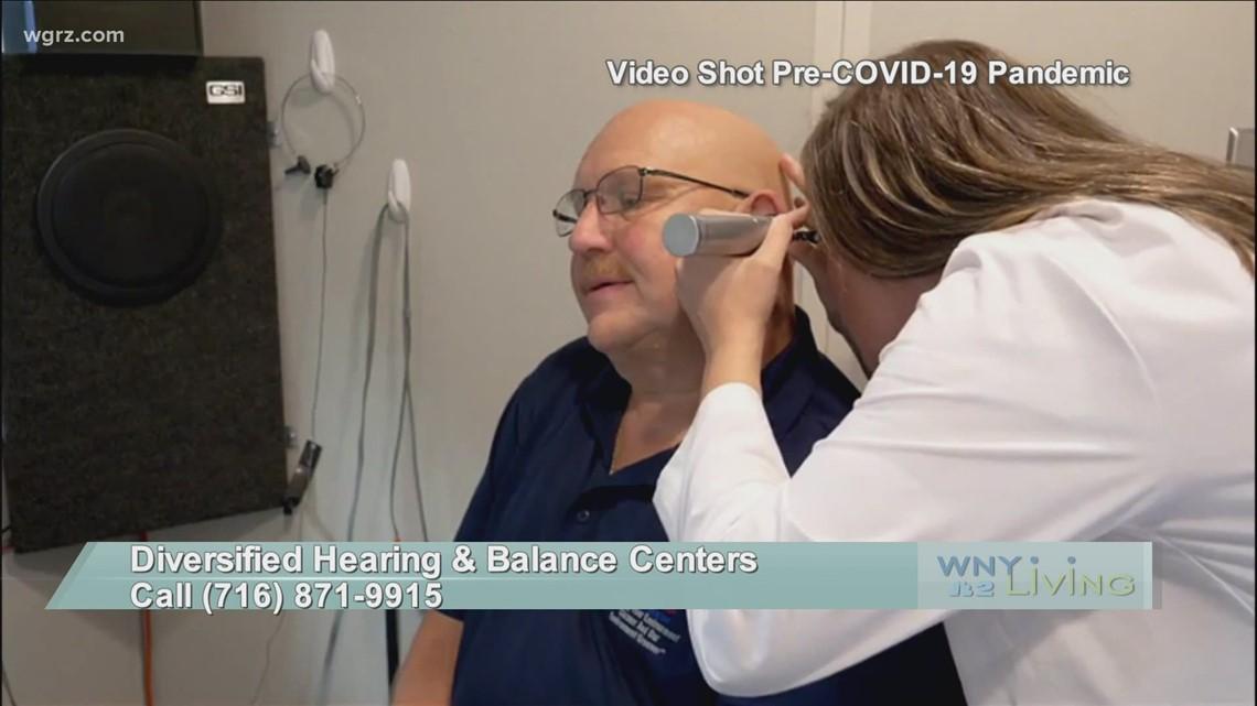 May 29 - Diversified Hearing & Balance Centers