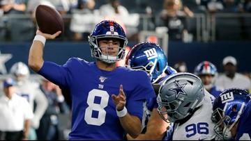 Daniel Jones to start for New York Giants