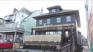 Tipico Coffee opens up new Elmwood Cafe