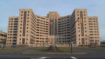 Renovation Celebration at VA Hospital Wednesday