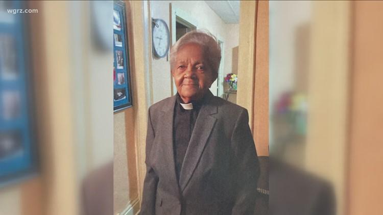Saying Goodbye Rev Maria Gauthier