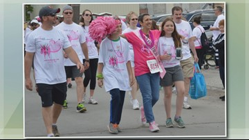 May 18 - Susan G. Komen WNY More Than Pink Walk