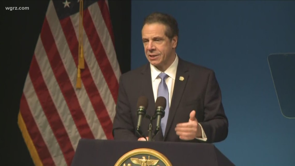 Gov. Cuomo signs Child Victims Act into law
