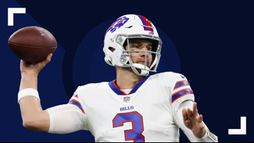 Bills QB Derek Anderson retiring
