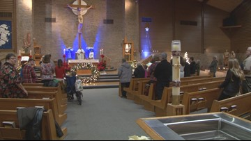 Orchard Park parish hosts inclusive Christmas Mass