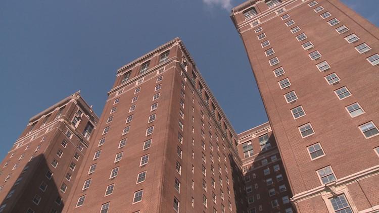 Statler City getting exterior facelift