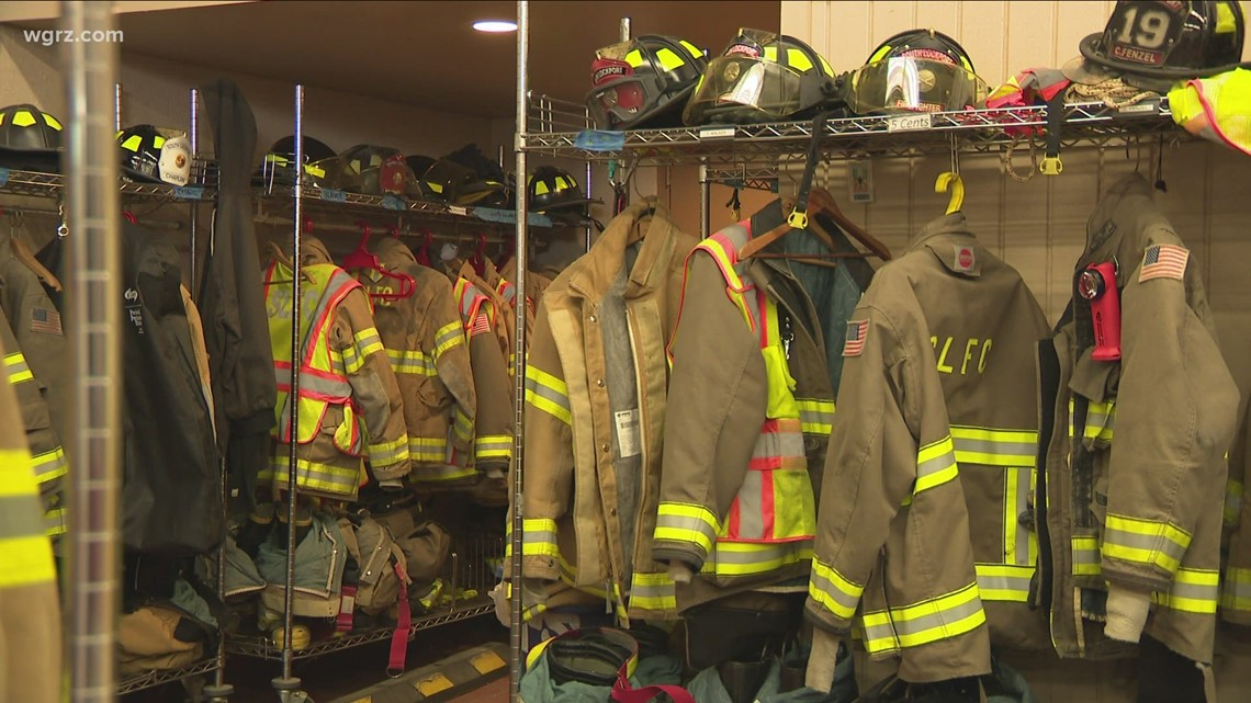 A Push For Volunteer Firefighters
