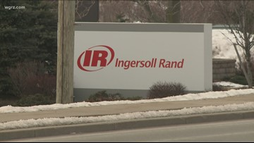 Formal severance package set for union employees at Ingersoll Rand plant