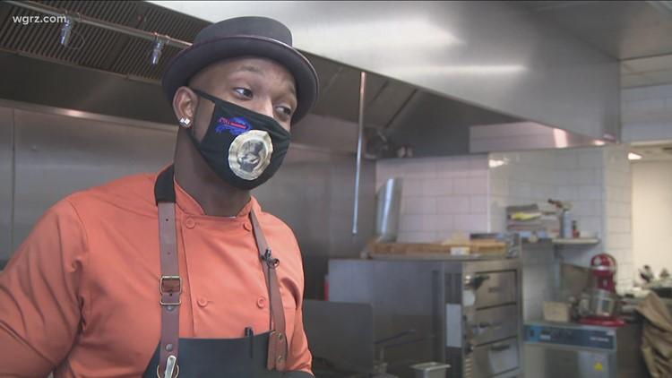 commUNITY spotlight: Chef Darian Bryan