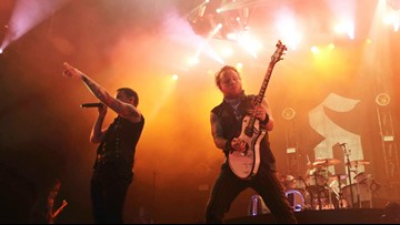 Shinedown coming to Buffalo September 27