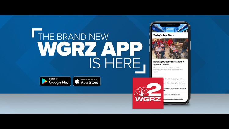 WGRZ has a new app, download it here