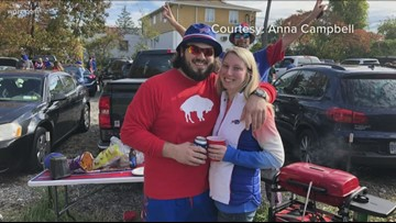 Bills Fan Claims Dolphins Player Spit On Him