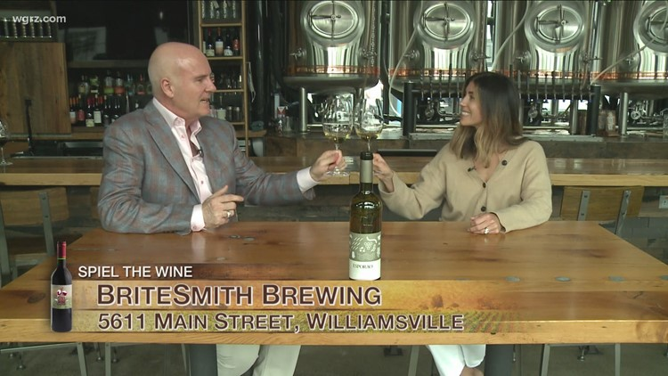 Kevin is joined by Stephanie Celani for this week's second Wine of the Week