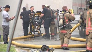 25 Buffalo firefighters injured in two weeks